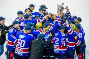 Jungadler sind Deutscher Nachwuchs-Meister 2018