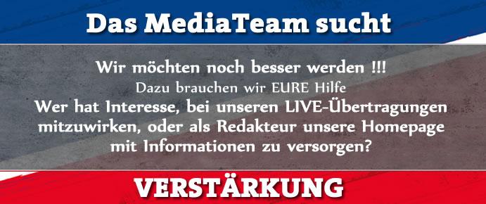 Jungadler MediaTeam sucht Verstärkung