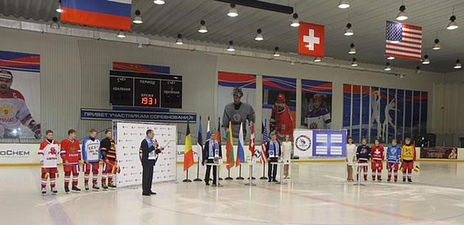 Vorbereitungen für den Eurochem-Cup in Russland laufen!