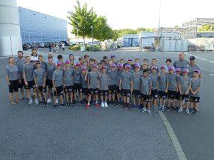Tschechische Woche der Mannschaften U12 und U14
