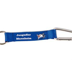 Schlüsselanhänger blau