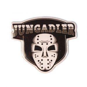 Jungadler Pin Maske