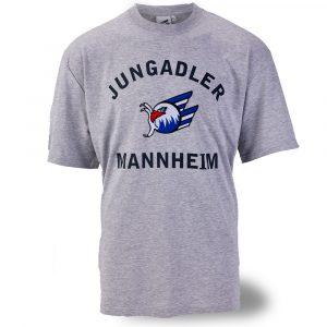 T-Shirt 3-D grau
