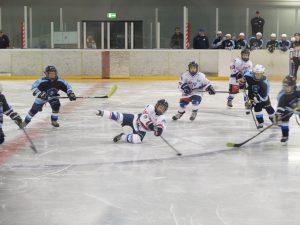 U12 – Jungadler greifen nach weiteren Punkten zu Hause gegen HC Most