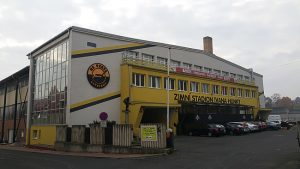 Jungadler (U14) zu Gast im altehrwürdigen Ivan-Hlinka-Stadion zu Litvinov