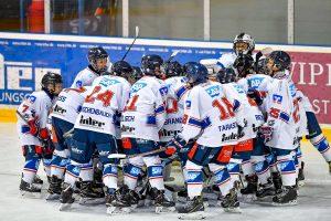 Jungadler (U14) unterliegen zuhause dem HC Litvinov