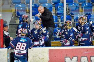 DNL: Interview mit Trainer Frank Fischöder vor dem Playoffstart