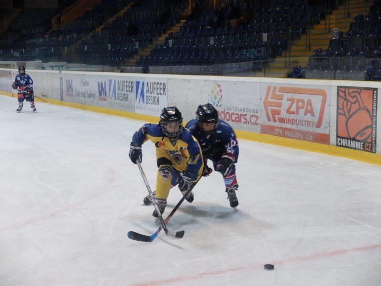Die Jungadler der U12 empfangen am Wochenende  Slovan Usti  Nad Labem