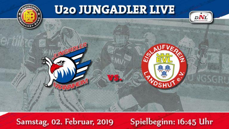 DNL: Zurück in der Liga. Landshut zu Gast in Mannheim