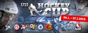 U15 Hockey Cup vom 24. bis 27.01.2019