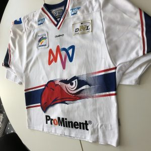 Game Worn #33 Zbaranski Saison 2018/2019