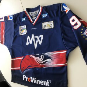 Game Worn #27 Ebi-Schmidt
