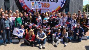 U-12 Zum 6. Mal beim EuroChem Cup