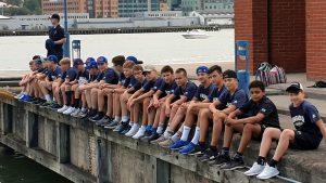 U15 – Trainingslager in Schweden zur Saisonvorbereitung