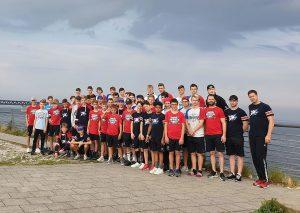 U15 – Teil 2: Trainingslager in Schweden zur Saisonvorbereitung