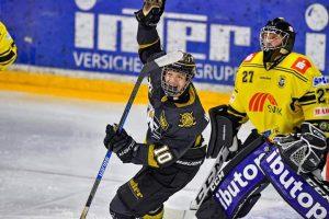 DNL: Tore satt in zwei Spielen gegen den Krefeld EV