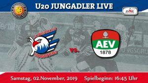 DNL- Augsburg zu Gast in Mannheim