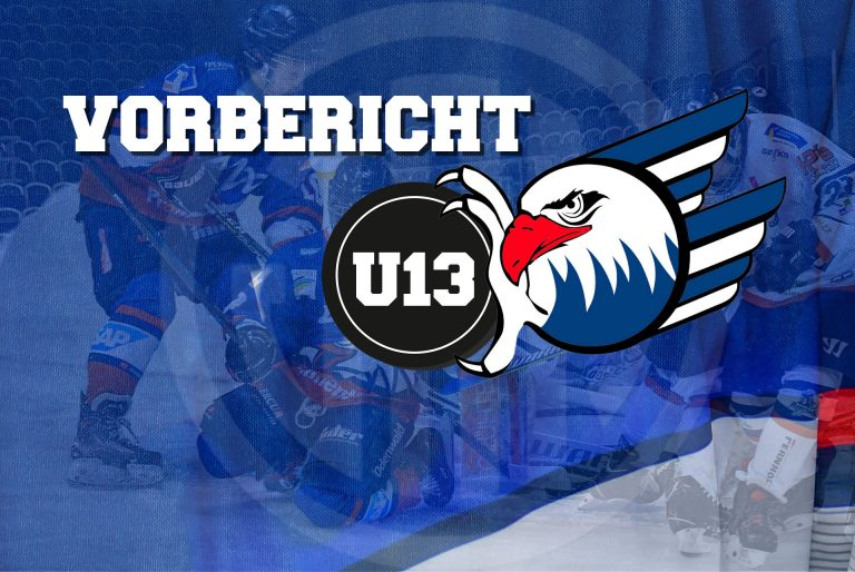 U13 –  Die Löwen aus Frankfurt zu Gast!