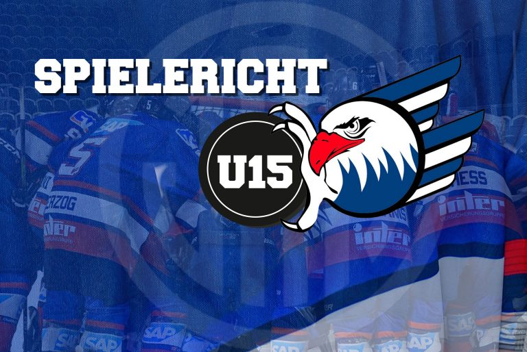 U15: Doppelsieg in Berlin – Jungadler erobern Tabellenspitze