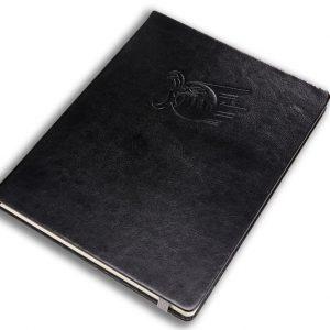 Notizbuch groß
