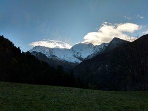 Mannheim`s Eishockeyjugend erfolgreich am Mont Blanc unterwegs