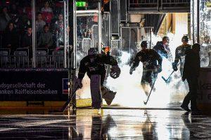 DNL – Jungadler verlieren Spiel der leuchtenden Herzen in der SAP Arena knapp mit 1:0