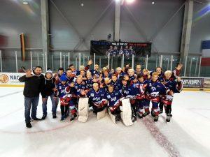 """U15: Jungadler holen den """"Hockeycup"""" zum 5. Mal in Folge!"""