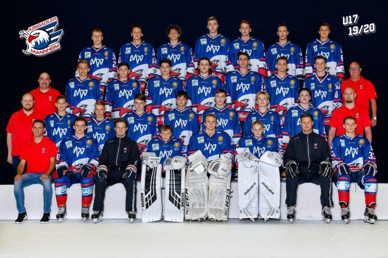 U17: DEB veröffentlicht  Spielplan für die Meisterrunde