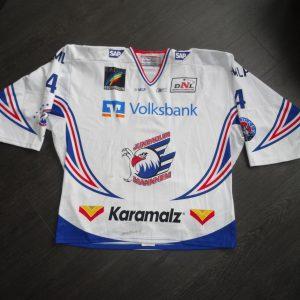 GameWorn Trikots Saison 2006/2007