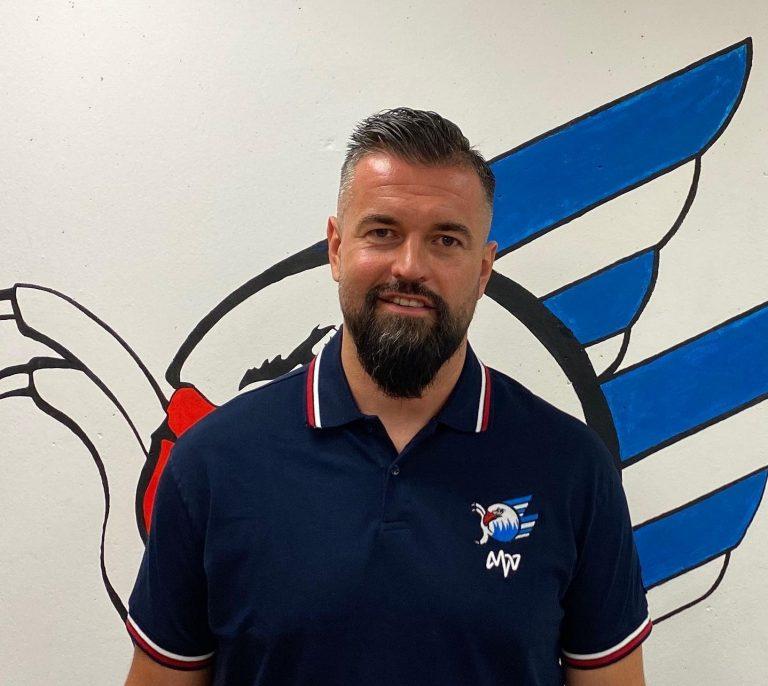 U15- Der neue Trainer: Adam Borzecki