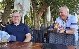 Interview mit Ex-Jungadler-Trainer Frank Fischöder