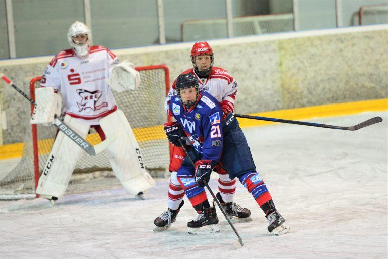 U17 mit zwei Auswärtsspielen in Straubing