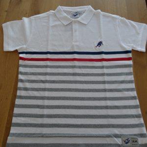 Polo-Shirt Streifen