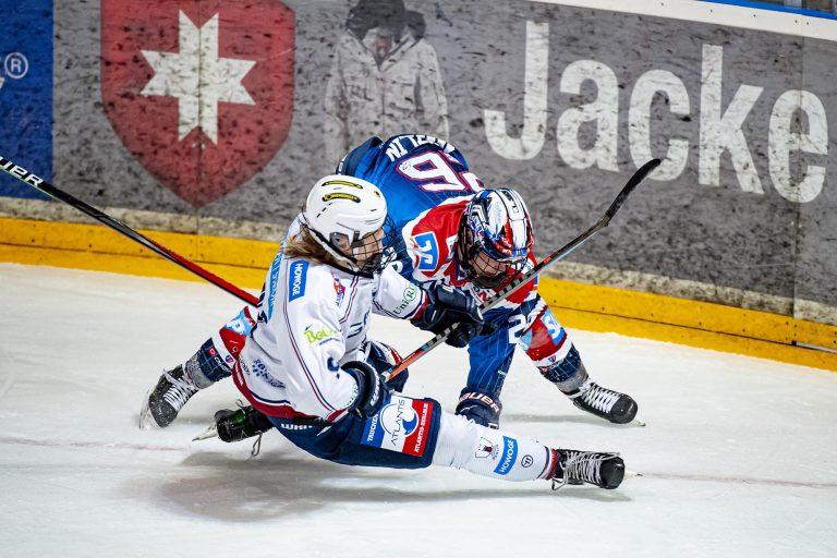 DNL- Enge Spiele und vier Punkte. Jungadler zweimal gegen die Eisbären Juniors.